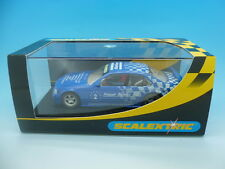Scalextric Ultra Rare Printair BMW 320i, Limited to 25 Blue