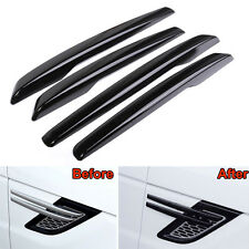 For 14-16 Range Rover Sport Strip Side Air Intake Vent Grille Grill Fender Wing
