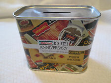 Hormel Spam Tin/Metal Bank-Looks like can Of Spam-Advertising