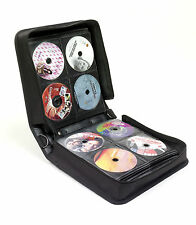 Borsa Valigetta Wallet  Porta CD/DVD da viaggio, auto, per DJ  contiene 240 pz.