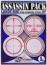 NEW Screen Aiming Targets Decals DESTINY PS4 PS3 Xbox ONE 360 Crucible Cheat