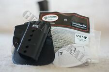 Fobus SWMP Black Holster For S&W M&P SW-MP 9mm .40 45 & CZ P-06 Right Hand