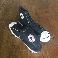 Gently Owned Very Rare Stussy x Converse Chuck Taylor All Star Shoes Leather 11