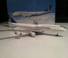 Dragon Wings 55216 Ansett Australia Boeing 747-400 1/400 scale VH-ANA model plne