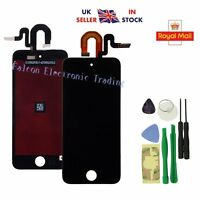 Replacement For iPod Touch 5 Black LCD Display Touch Glass Digitizer Screen UK