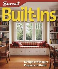 Built-Ins: Designs to Inspire, Projects to Build (Sunset Design Guides) - Accept