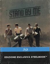 STAND BY ME (1986) - Limited Edition Blu-Ray Steelbook -