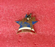 Pins Cheval Turf Hippisme Course GOODWILL GAMES SEATTLE 90