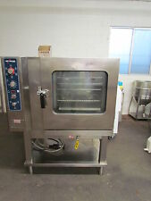 Alto Shaam | 7.14MLGS | Combitherm Natural Gas Oven with stand Mfd.2008 Combi