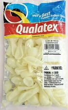 "Qualatex 5"" Round Diamond Clear Balloons ~ 100 ct."