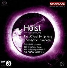 Holst: Orchestral Works, Vol. 3 Super Audio Hybrid CD (CD, Sep-2013, Chandos)