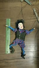 Marionette - Kings Court Page storybook character
