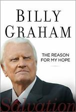 The Reason for My Hope: Salvation by Graham, Billy, Good Book