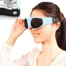 Alleviate Fatigue Eye Relax Massager Electric Forehead Migraine Massage Mask YA