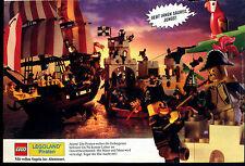 Lego-- Piraten -- Gebt ihnen saures Jungs --Werbung von 1989 -