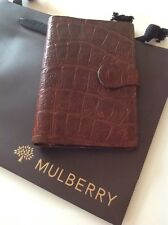 Mulberry Pocketbook In Chestnut Nile Leather