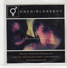 (GE267) One Girl One Boy, This Feeling In My Stomach - 2014 2014 DJ CD