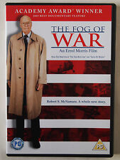 THE FOG OF WAR / ROBERT McNAMARA / CONTEMPORARY AMERICAN HISTORY / DOCUMENTARY
