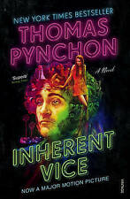 PYNCHON,T-INHERENT VICE (FILM TIE-IN) BOOK NEW