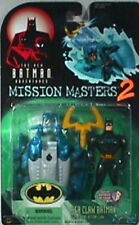 The New Batman Animated Adventures Mission Masters 2 Sea Claw Batman Hasbro MOC
