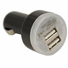 Two Port 2.1A USB Car Charger - Charge 2 USB devices at once for all HTC,Sumsung