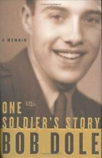 One Soldier's Story: A Memoir, Dole, Bob, Good Book