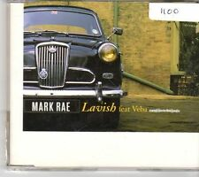 (EY218) Mark Rae, Lavish ft Veba - 2002 CD