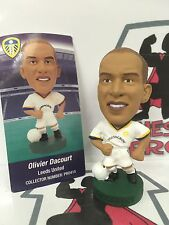 CORINTHIAN PROSTARS LEEDS UNITED OLIVER DACOURT PRO415 SEALED IN SACHET & CARD
