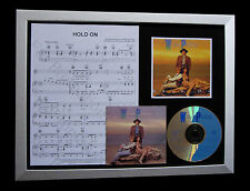 WILSON PHILLIPS Hold On TOP QUALITY MUSIC CD FRAMED DISPLAY+EXPRESS GLOBAL SHIP