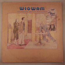 Wigwam - Rumours on the Rebound 2LP UK Virgin Records/Finnish Prog Rock EX