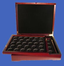 Display Box for 32 Large Capsule or Challenge Coins
