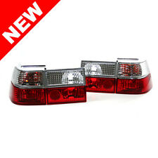 90-96 VW CORRADO EURO TAILLIGHTS - CRYSTAL CLEAR/RED
