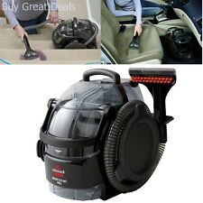 New Bissell Spotclean Portable Cleaner Carpet Brand Auto Cars Deep Steam Spot
