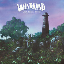 WINDHAND -  Griefs Infernal Flower (NEW*US DOOM METAL*PALLPEARER*UNCLE ACID)