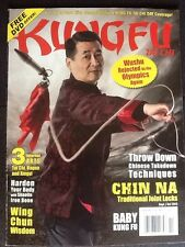 Kung Fu Tai Chi Magazine September/October 2013