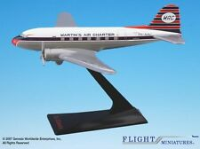 Flight Miniatures Martinair DC-3 Dakota 1/130 Scale Plastic