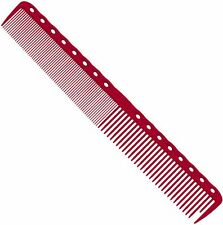 Y S Park Comb YS - 336 RED Hairdressing Cutting High Quality Comb