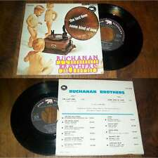 BUCHANAN BROTHERS - The Last Time French PS 7' Pop 1971 Rolling Stones