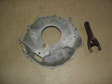 62 63 64 65 66 67 CHEVROLET NOVA SS L-79 CHEVY ll ORIGINAL BELLHOUSING AND FORK