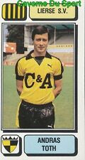 178 ANDRAS TOTH HUNGARY LIERSE.SV STICKER FOOTBALL 1983 PANINI