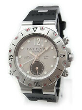 BVLGARI Diagono Pro Acqua Scuba Automatic Watch SD38S GMT