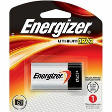 Energizer CRV3 3-Volt Lithium Photo Battery 3000 mAh 3V Specialty