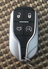 FOR MASERATI High quality SMART KEY LESS ENTRY REMOTE SHELL CASE
