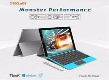 Teclast tbook 16 power 8GB/64GB double système d'exploitation intel atom X7 Z8750 quad core tablet pc
