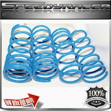 84-87 Toyota Corolla 1.6L DLX/FX/LE/GST/SR5 Blue Lowering Spring Kit