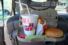 Folding Car Back Seat Table Drink Food Cup Tray Holder AU SELLER