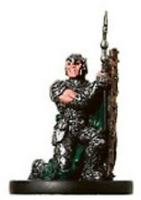 D&D MINIATURES WAR DRUMS - SHIELDWALL SOLDIER