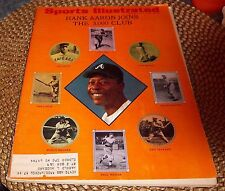 Sports Illustrated  May 25 1970  Hank Aaron joins the 3000 club