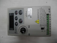 Delta Inverter VFD Variable Frequency Drive VFD002L21A 1Phase 220V 0.2kW New