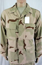 Genuine USGI Uniform TOP Jacket Desert DCU Camo Shirt LXL Large Extra Long - NWT